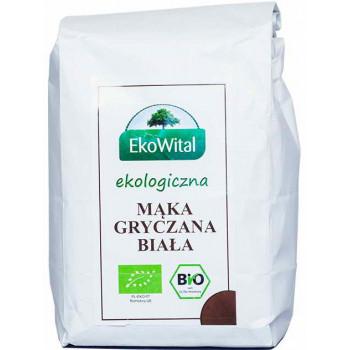 Mąka gryczana biała BIO 500 g EkoWital