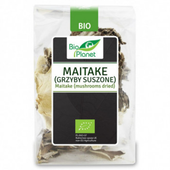 MAITAKE (GRZYBY SUSZONE) BIO 30 g - BIO PLANET