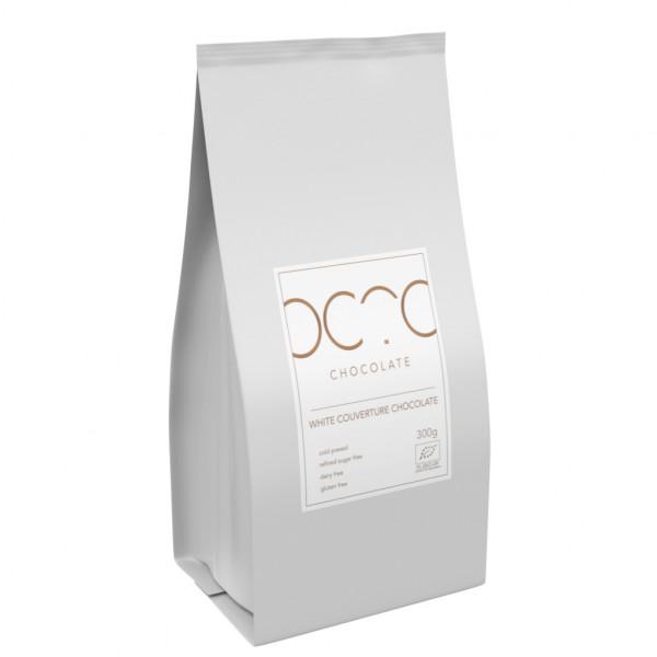KUWERTURA BIAŁA BEZGLUTENOWA BIO 1 kg - HORECA (COCOA)