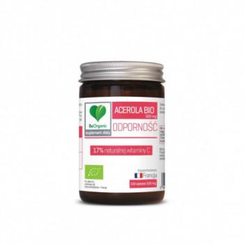 ACEROLA BIO 100 TABLETEK (500 mg) - BE ORGANIC
