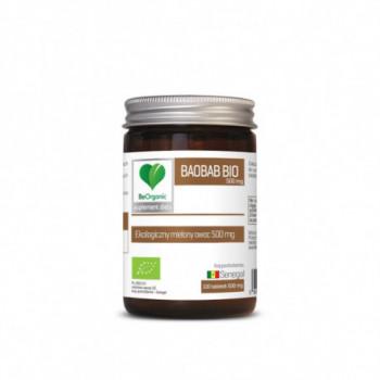 BAOBAB BIO 100 TABLETEK (500 mg) - BE ORGANIC