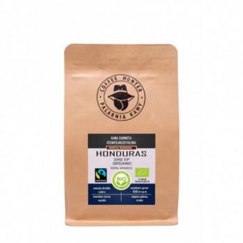 KAWA ZIARNISTA ARABICA 100 % HONDURAS FAIR TRADE BIO 250 g - COFFEE HUNTER