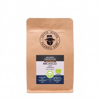 KAWA ZIARNISTA ARABICA 100 % MEKSYK BIO 250 g - COFFEE HUNTER