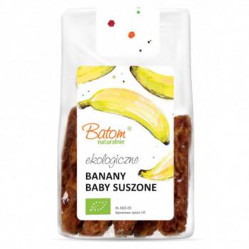 BANANY BABY SUSZONE BIO 100 g - BATOM