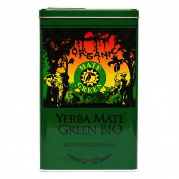 YERBA MATE BIO 400 g (PUSZKA Z DOZOWNIKIEM) - ORGANIC MATE GREEN