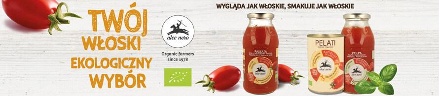 włoskie produkty przeciery pomidorowe
